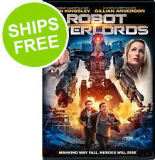 Robot Overlords (DVD, 2015) NEW, Sealed, Ben Kingsley, Gillian Anderson