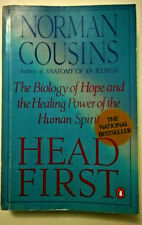 Head First The Biology of Hope and the Healing Power of the Human Spirit by...