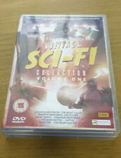 THE RENOWN PICTURES VINTAGE SCI FI COLLECTION volume 1 One, UK REG 2 DVD Box Set