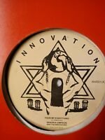 """Sandria Simpson And The Innovators  – Your My Everything - 12"""" Vinyl Single"""