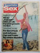 Reeperbahn Sex Illustrierte Nr 16/1974,