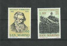 San Marino 1974 Centenary of the death of Nicholas Tommaseo MNH