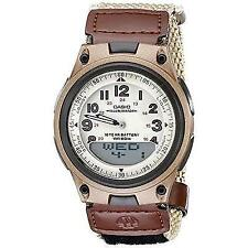 Casio Men's AW80V-5BV World Time DataBank 10-Year-Battery Watch New