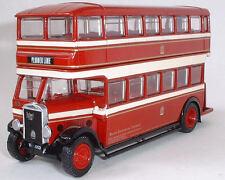27201a EFE LEYLAND TITAN TD1 DOUBLE JEU bus ouvert monte-escalier Bolton Co 1:76