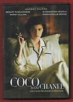 DVD - COCO AVANT CHANEL avec Audrey Tautou, Benoit Poelvoorde, ....