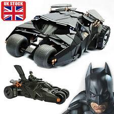 BATMAN BATMOBILE Black Car With Figure Dark Knight Tumbler Vehecle Kid Gift Toys