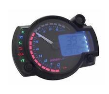 Universell einsetzbares Koso Digital Cockpit RX2N Tacho