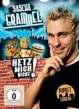 Sascha Grammel - Hetz mich nicht [2 DVDs] | DVD | Zustand gut