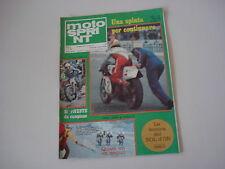 MOTOSPRINT 39/1977 SERVIZI MOTO OSSA 350 SPECIAL TRIAL - BOL D'OR