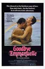 Goodbye Emmanuelle Poster 03 A4 10x8 photo print