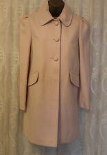 Miss Selfridge Pink Princess Dolly Pea Winter Coat UK 6 8 10 12 14 16