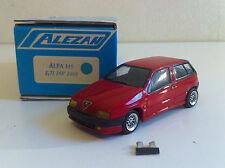 Alezan - Alfa Romeo 145 1.7 16V Quadrifoglio Verde - Kit résine monté (1/43)