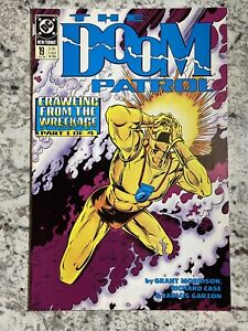 1989 DC Comics Doom Patrol #19 1st Crazy Jane In NM- Condition Key Issue