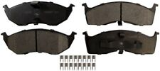 Disc Brake Pad Set-ProSolution Semi-Metallic Brake Pads Front Monroe FX730