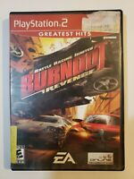 Burnout: Revenge (Sony PlayStation 2, 2005) Tested