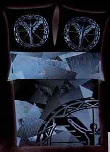 Carlo Colucci Microfaser Bettwäsche   m. RV  135 x 200 cm Polyester