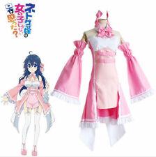 Netoge no Yome wa Onnanoko ja Nai to Omotta Ako Tamaki Cosplay Costume Clothes