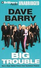Big Trouble by Dave Barry (2014, MP3 CD, Unabridged)