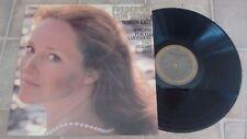 """FREDERICA VON STADE RECITAL 1978 GERMAN IMPORT CBS MASTERWORKS 12"""" LP 76728"""