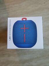 Ultimate Ears WONDERBOOM Wireless Portable Speaker -  SubZero Blue