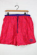 vintage Umbro shorts 30 31 32 33 neon pink soccer nylon 80's 90's football