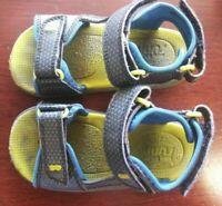 See Kai Run Sandals Blue Toddler Size 9 Free Shipping