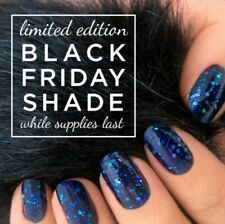Color Street FULL SALE AHEAD (Navy Blue Holographic Glitter Fall Winter Holiday)