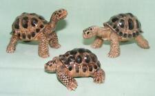More details for klima miniature porcelain animal figure giant tortoise family l761