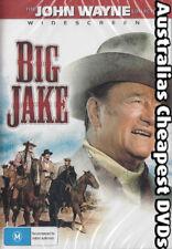 Big Jake  DVD NEW, FREE POSTAGE WITHIN AUSTRALIA REGION ALL