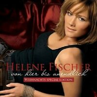 """HELENE FISCHER """"VON HIER BIS..."""" CD WEIHNACHTS EDITION"""