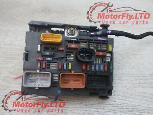 2008 PEUGEOT 308 GT 2.0 HDI FUSE BOX 9663100580