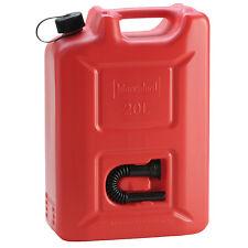 PROFI Kraftstoffkanister 20 L ROT Reservekanister Benzinkanister Made in Germany