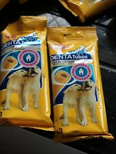 38 packets of Pedigree Puppy DentaTubos with Chicken - Pack of 3
