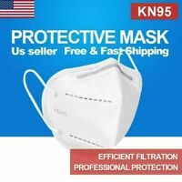 KN95 20 Pc Protective Face Mask Respirator 4 Layer Covers Mouth & Nose KN-95