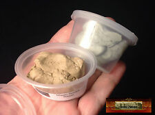 M00282a MOREZMORE 2 oz TAN Magic Sculpt Sculp Epoxy Clay 2 Part Model Putty T20