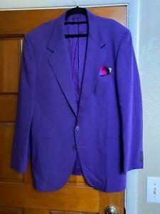 V2 by Versace Mens Vintage Blazer/Sport Coat/Circa 1990's Size 42R/Fabulous
