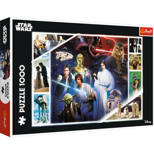 Trefl 1000 Piece Jigsaw Puzzle Star Wars New 2021