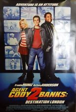 Agent Cody Banks 2 Destination London Original 27x40 Double Sided Movie Poster B