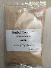 Amla powder 100% Pure & Organic Herbal Treasure