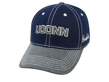 Connecticut Huskies NCAA High Post Navy Flex Fit Hat Cap Medium/Large M/L $25