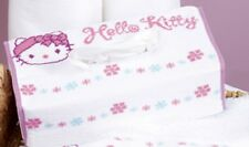 Hello Kitty - Tissue Box Cover - Vervaco Cross Stitch Kit New