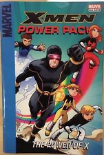 TARGET X-MEN POWER PACK 2: The Power of X (2006) Marvel Comics magazine VG+ 1st