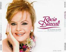 Rocío Durcal - Me Gustas Mucho ( Todos los Grandes Exitos ) 2 Cd´s + DVD