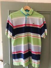 Mens Genuine Lacoste Polo Shirt Size 6 / XL