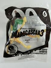 2012 McDonalds Dreamworks MADAGASCAR 3 - MELMAN Happy Meal Toy #6 NEW
