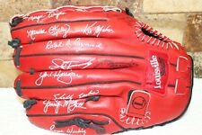 1996 OLYMPICS LIMITED EDITION GOLD MEDAL SOFTBALL GLOVE NEW NEVER USED - SIGNED!
