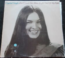 CRYSTAL GAYLE I've Cried The Blue Right Out Of My Eyes LP
