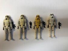 Vintage Kenner Storm Trooper Lot Repro Weapons