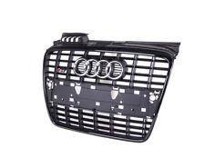 Audi Originale A4 B7 8E 2004-2008 S-LINE S4 Paraurti Anteriore Logo Griglia