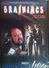 The Brainiacs.com (DVD, 2003) * NEW *